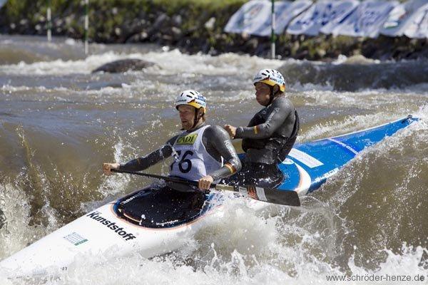 Kanu-Slalom-EM La Seu d'Urgell